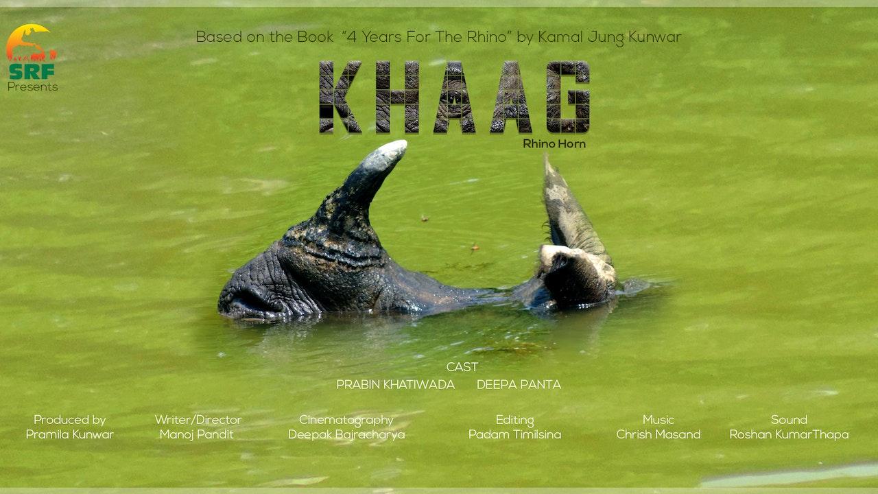 Khaag (Rhino Horn)