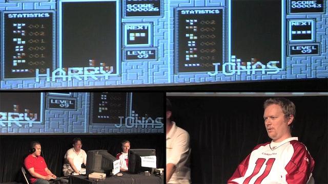 Tetris Championship Final Match Uncut