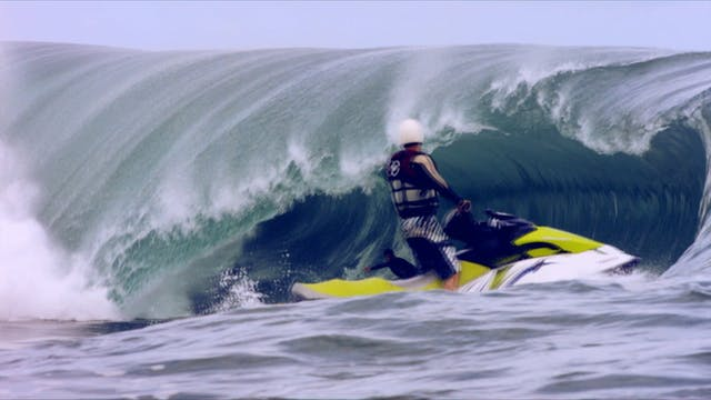 Code Red Teahupoo Surfing