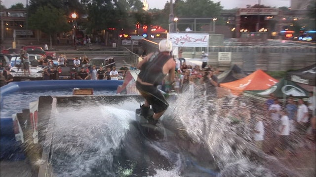 S1:E34 Airtime - World Wakeboard Championships – Fort Worth, Texas