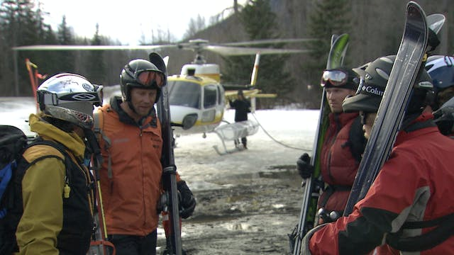 S1:E2 Nomads - Big Mountain Heli-Skii...