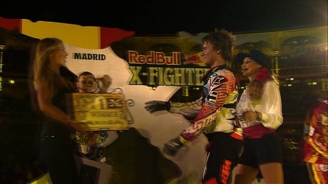 X-Fighters FMX Spain