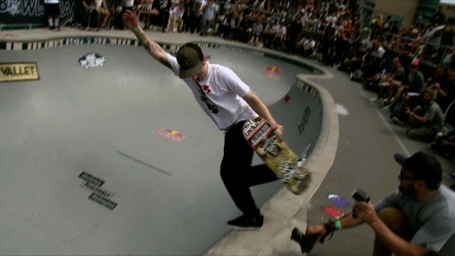 Bowl-A-Rama Skateboarding in Wellington, New Zealand