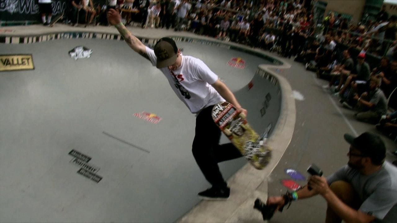 Bowl-A-Rama Skateboarding in Wellington, New Zealand