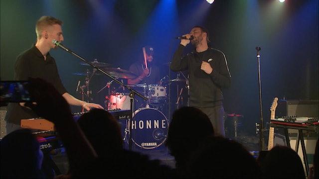 Honne - The Night