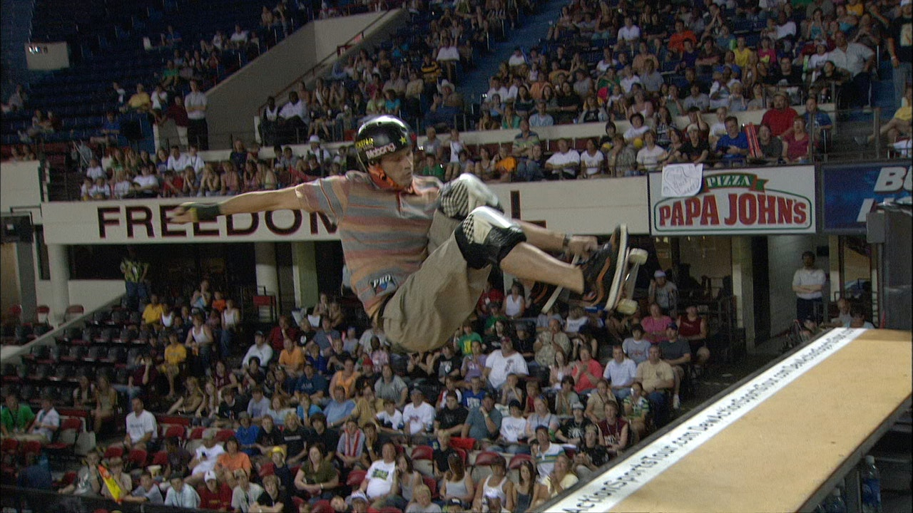 Bob Burnquist Vs Bucky Lasek