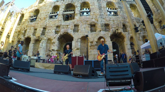 Landmarks Live presents the Foo Fighters at the Acropolis
