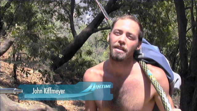 S1:E39 Airtime - Kayaking The Mighty Rivers Of Africa