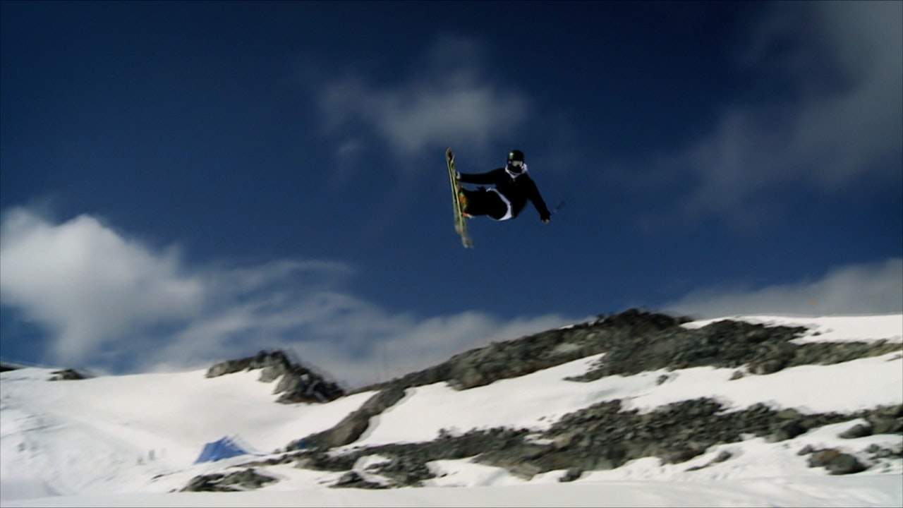 Freeriding New Zealand with Wells Brothers