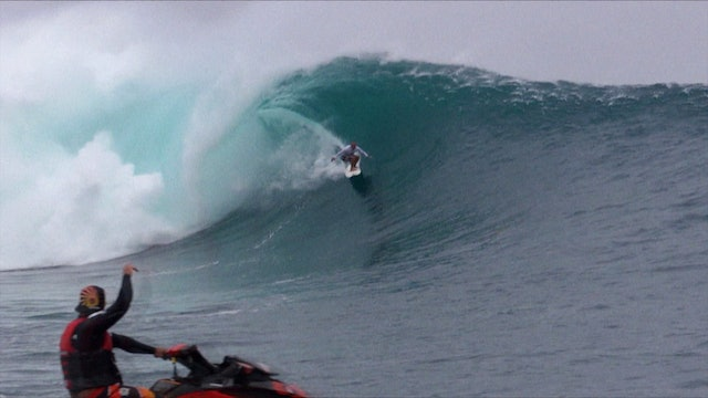 Big Surf Day At Fiji