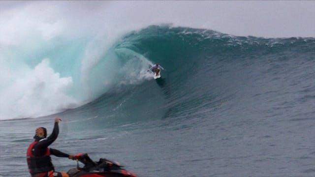 Big Surf Day At Fiji