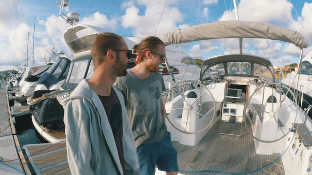 S1:E8 Mind Ventures - Buying Our First Sailboat