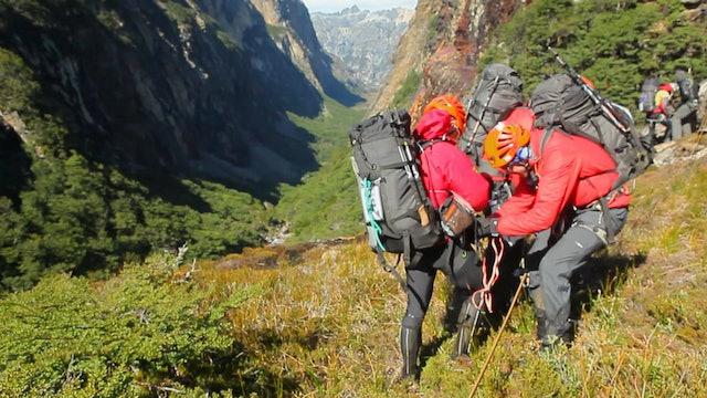 S4:E16  Sports Adventure - Trekking Patagonia (Pt. 2)