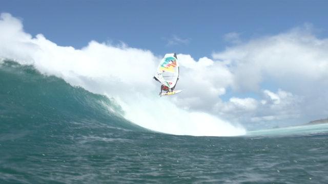 Levi Siver Aloha Classic Action Profile