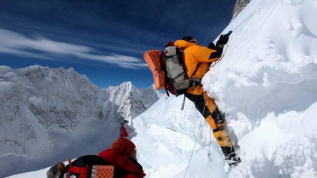 Pakistan Gesherbrum Climb