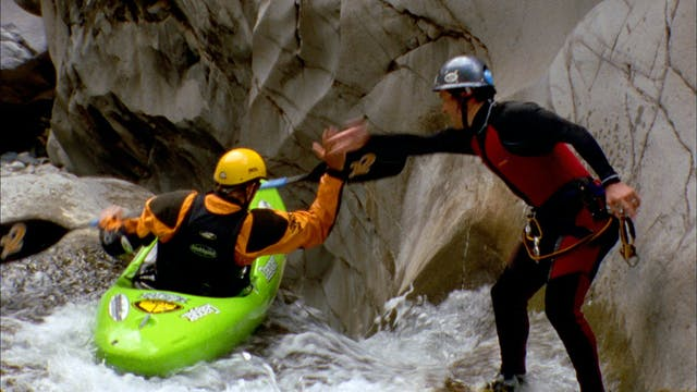 S3:E13 Nomads - Whitewater Kayaking R...