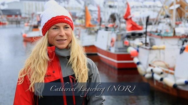Norway Geitgaljern Climb