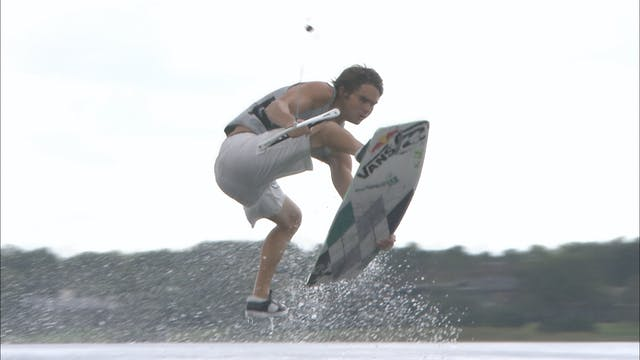 S3:E8 Nomads - Wakeboarding