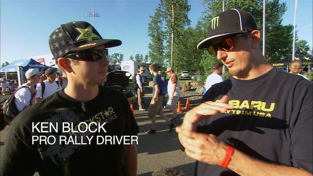 Drifting vs Rally Part 1
