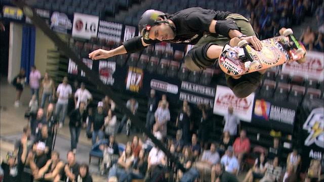Vert Skate Action Andy MacDonald