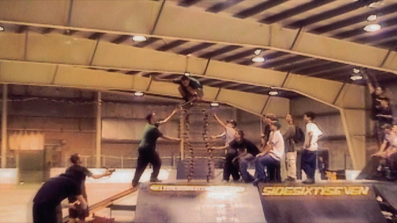 Hicks On Sticks Skateboarding