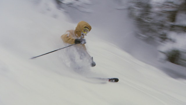 S4:E2 Nomads - Waiting Game - Freeskiing the World's Best Powder Part 1