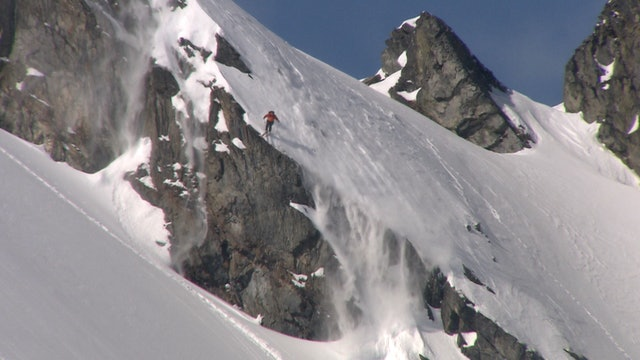 S4:E3 Nomads - Waiting Game - Freeskiing the World's Best Powder Part 2