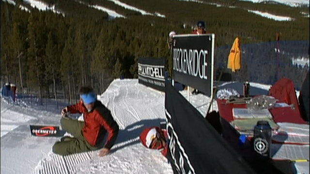 S1:E1 Airtime - American Freeski Tour - Breckeridge, Colorado