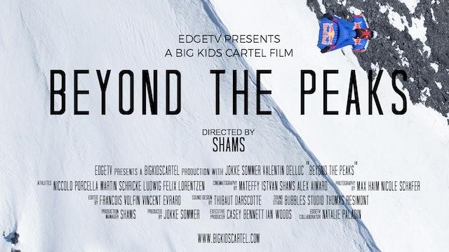 Beyond the Peaks
