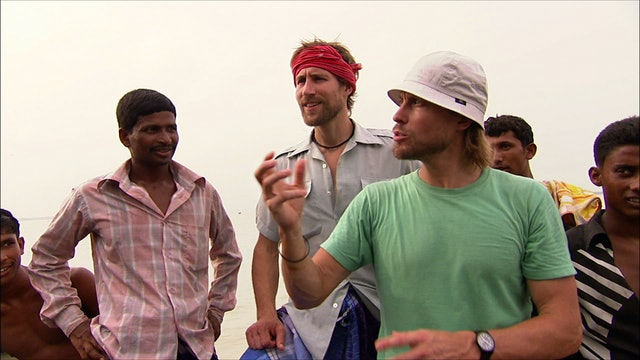 S1:E4 On the Road Less Travelled -  in Bangladesh part 1
