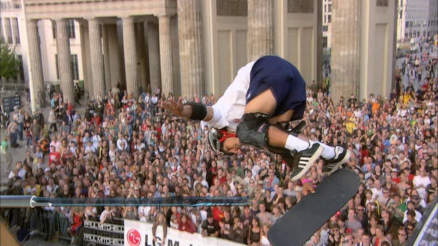 S1:E43 Airtime - Action Sports World Tour Stop #4 – Berlin, Germany
