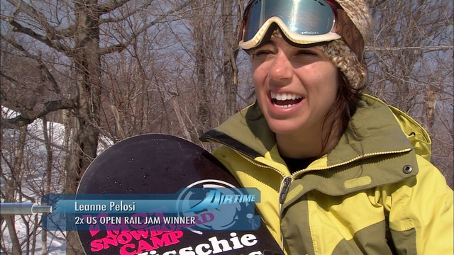S1:E6 Airtime - US Open Snowboarding Championships – Stratton, Vermont (Part 2)