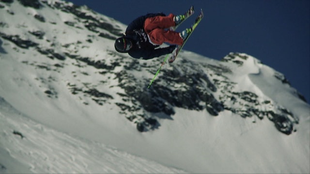 Freeski Open Highlights