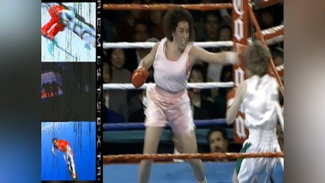 312: Rope Jumping, Boxing