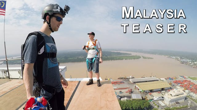 Winging it : MALAYSIA- TEASER