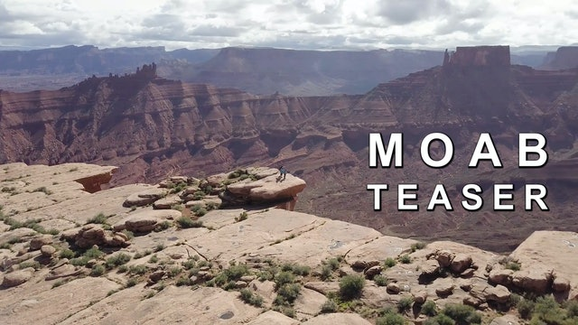 Winging it : MOAB - TEASER