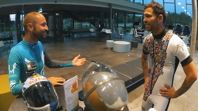 S1:E4 Mind`Ventures - From Wind Tunnel Flying to Canary Islands