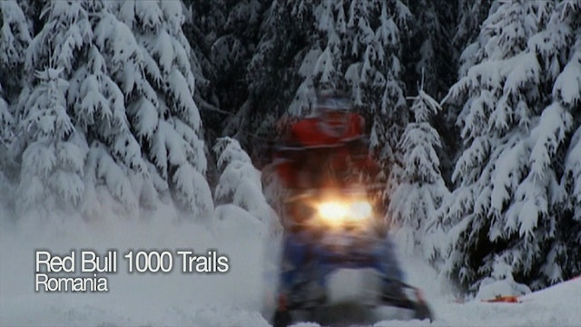 1000 Trails Snowmobiling
