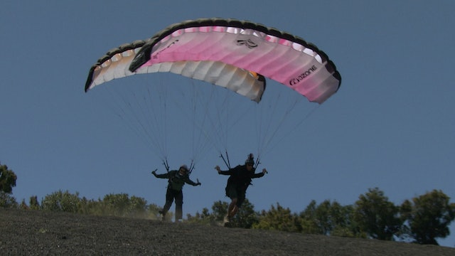 S1:E6 Nomads - Flying High-Paragliding in Tenerife-Canary Islands