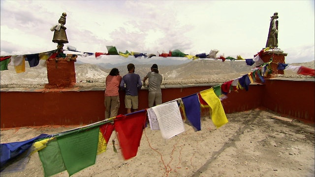 S1:E7 On the Road Less Travelled - Nepal part 2