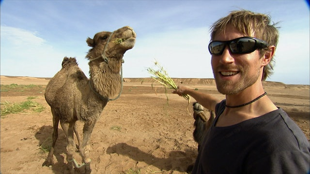S1:E3 On the Road Less Travelled - Chicago to Africa part 5