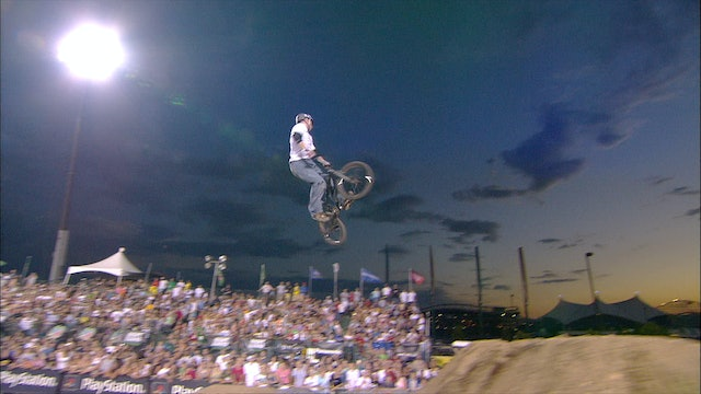 Dew Tour BMX Highlights