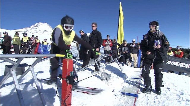 S1:E23 Airtime - US Snowboardcross National Championships – Mt Hood, Oregon