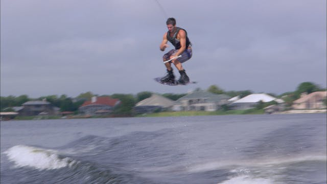 S4:E13 Nomads - Wakeboarding Road Tri...