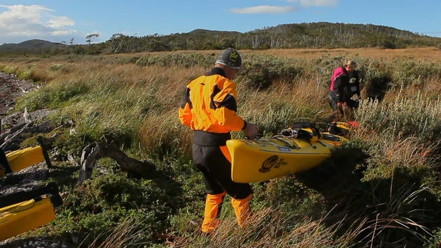S4:E15 Sports Adventure - Trekking Patagonia (Pt. 1)