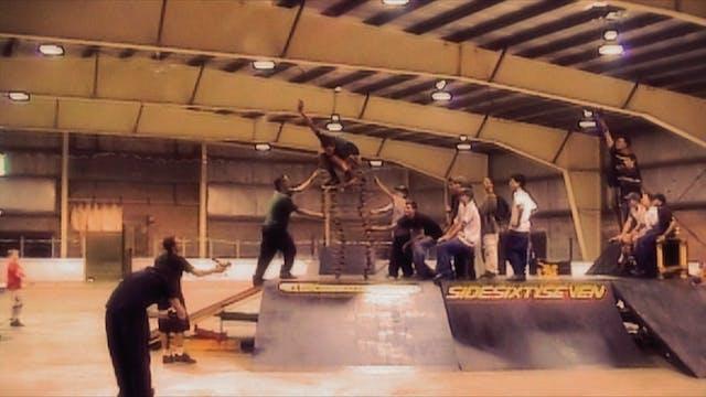 Hicks On Sticks Skateboarding Highlights