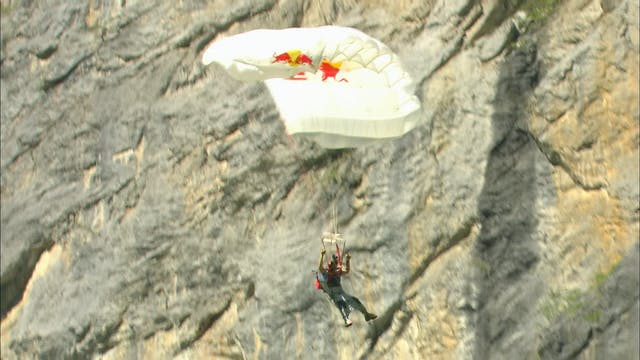 S4:E6 Nomads - BASE Jumping in the La...