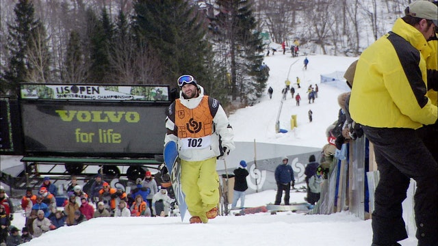 S1:E28 Airtime - US Open Snowboarding Championships – Stratton, Vermont (Part 1)