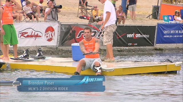 S1:E32 Airtime - US Wakeboarding National Championships – Pleasant Prairie, WI