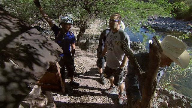 S1:E11 Airtime - Tres Amigos Mountain Biking Copper Canyon - Mexico